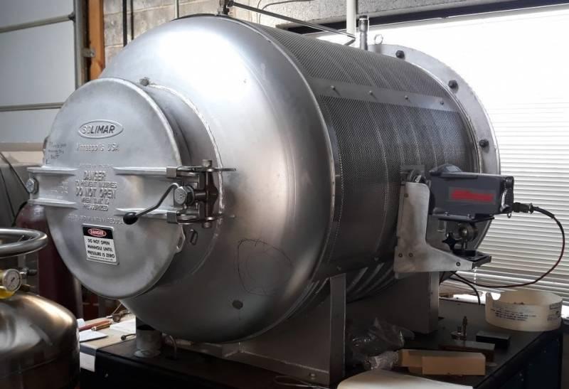 1900C Vacuum Sintering Furnace