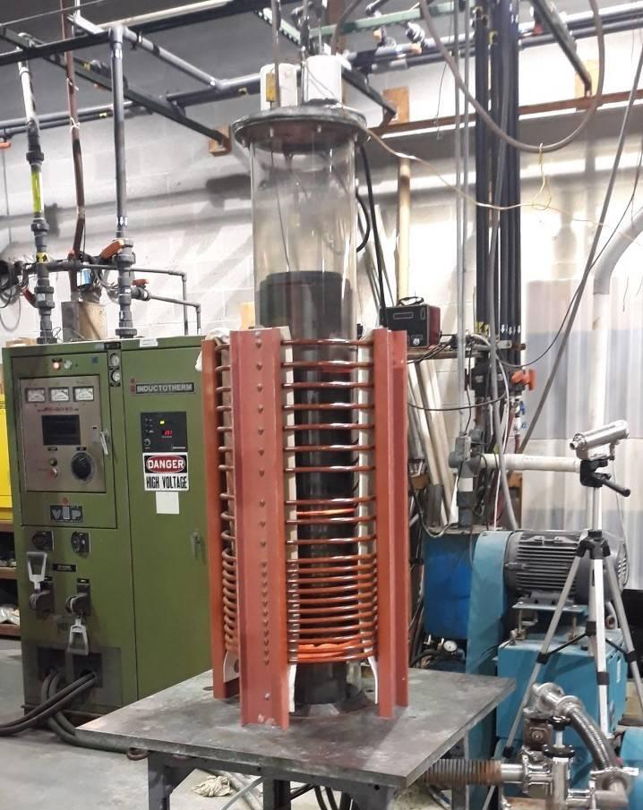 CVI-CVD Reaction Chamber